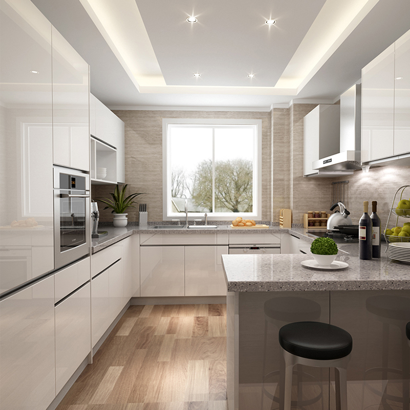 Kitchen Cabinets Customized Kitchen Cabinets Design For Home Kitchen