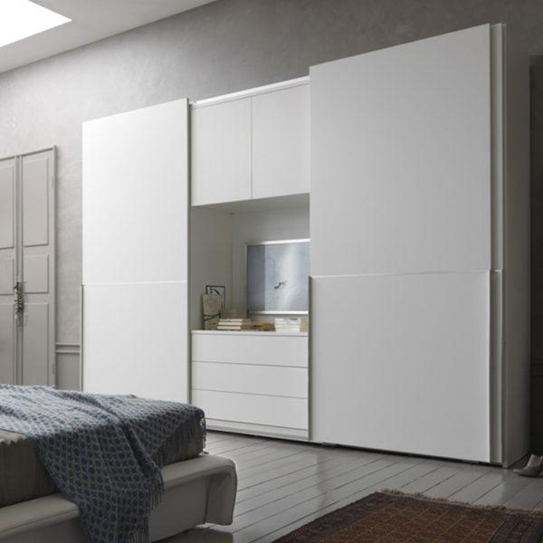 Folding Bedroom Wardrobe Cabinet