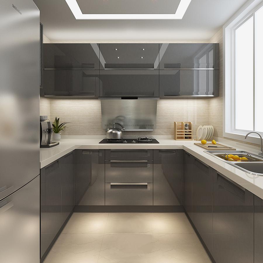 matt kitchen cabinet