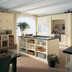 mdf wooden kitchen cabinets