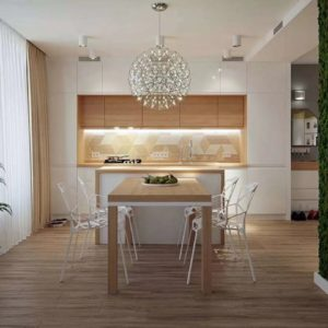 High Gloss Lacquer Modern Design Kitchen Cabinet