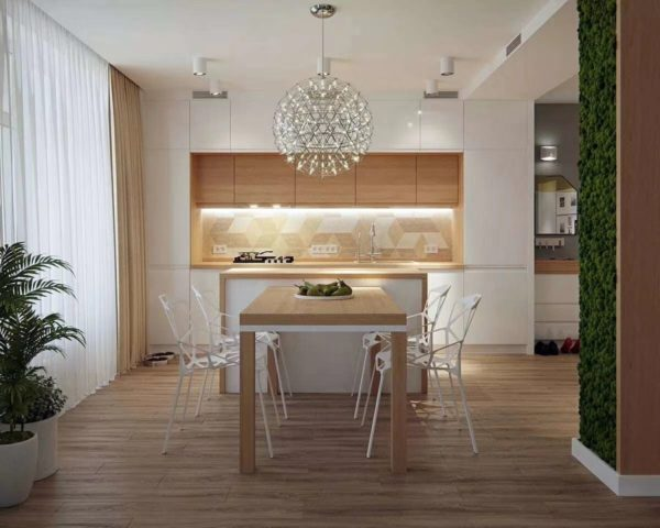 High Gloss Lacquer Modern Design Kitchen Cabinet
