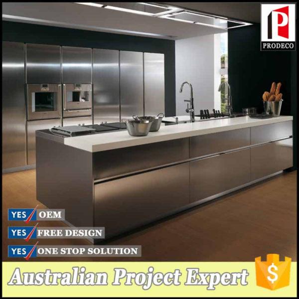 Stainless-Steel-kitchen-cabinet-modular-kitchen
