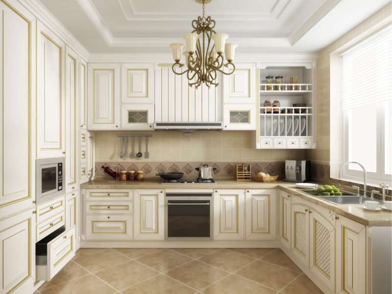 Kitchen Cabinet Factory | Customized Kitchen Cabinet Manufacturer