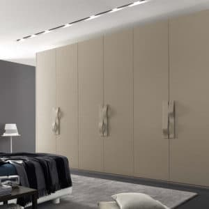 Laminate Finish Wardrobe Living Room Wardrobe Design