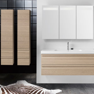 Hot Selling Double Side Cabinet Waterproof Bathroom Vanity