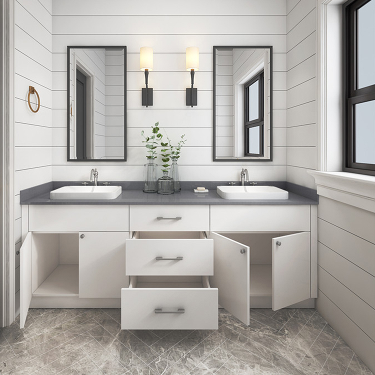 Solid Wood Hanging Bathroom Cabinets For Bathroom Projects