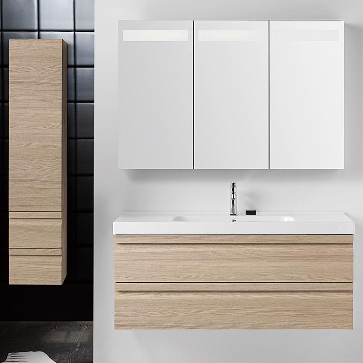 New Design Modern Pvc Bathroom Cabinets Bathroom Vanity