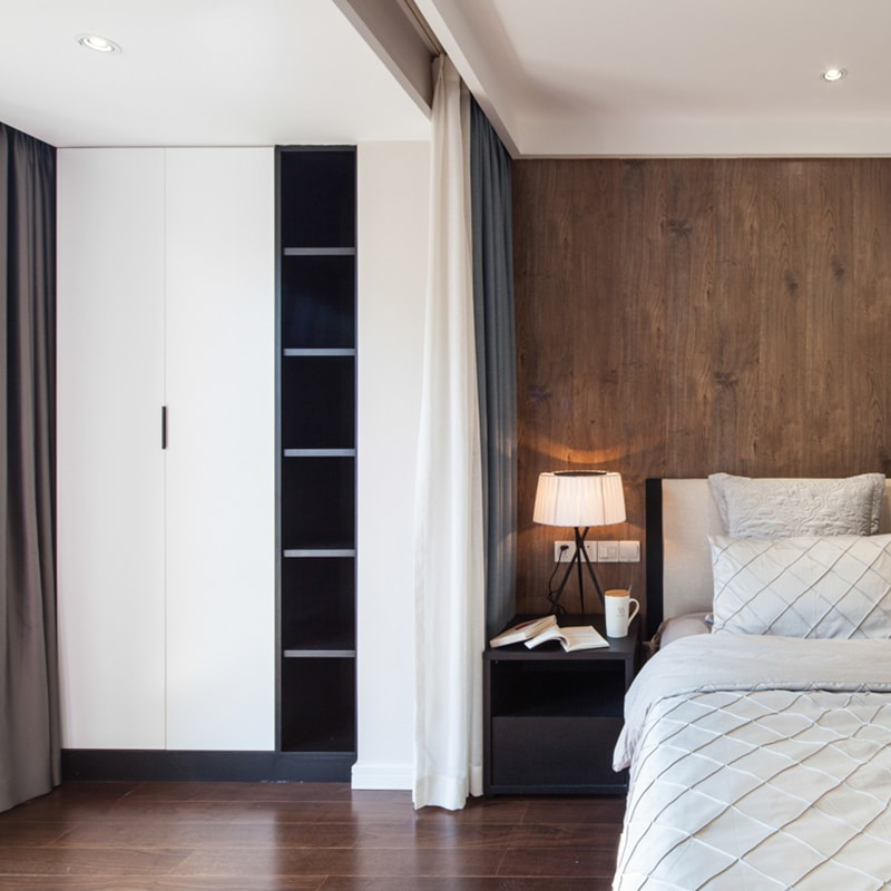 New Model Modern Design Custom Wardrobe Cabinet Closet