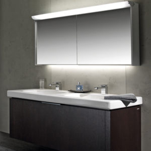 New Design Bathroom Furniture Vanity PVC Bathroom Vanity
