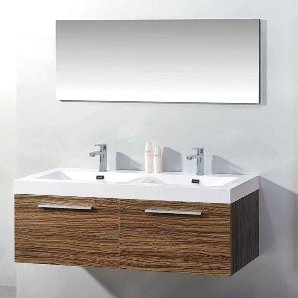 New Design Bathroom Furniture Vanity PVC Bathroom Vanity