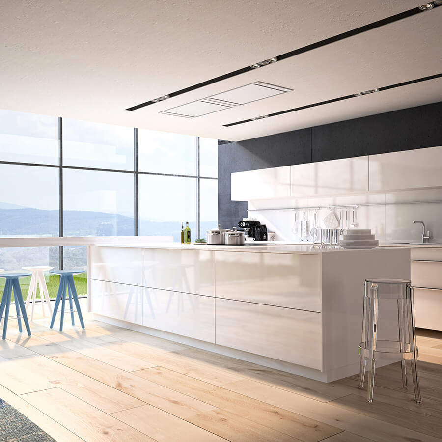 Factory Direct Sale High Gloss Lacquer Kitchen Cabinet ...