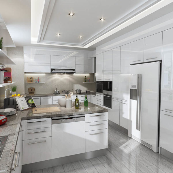Modern-high-gloss-lacquer-kitchen-cabinet
