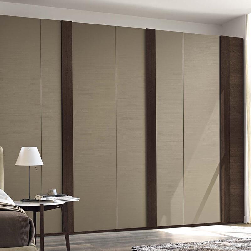 Best Modular Kitchen: New Design Mdf Wooden Modular Bedroom Wardrobes Closet For