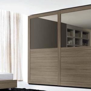 assemble wooden wardrobes closet