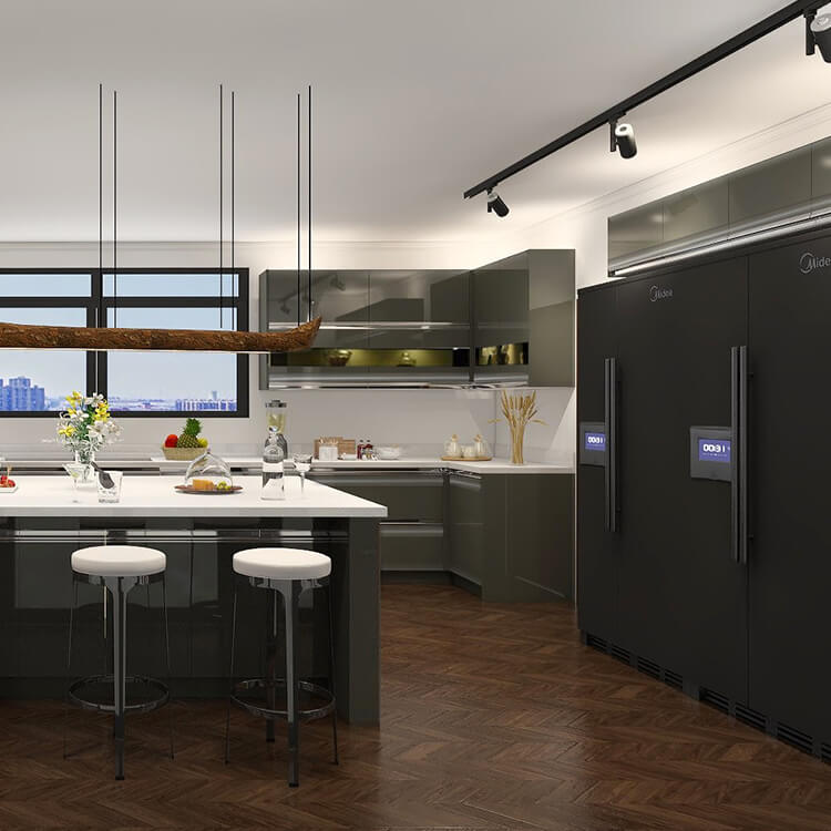 Flat Pack Cabinets Wooden Cabinet Kitchen Cabinet