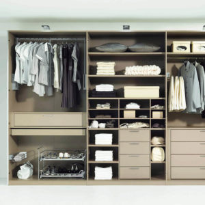Modern Design Bedroom Wardrobe