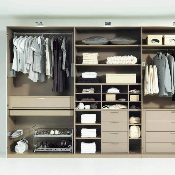Modern Design Bedroom Wardrobe