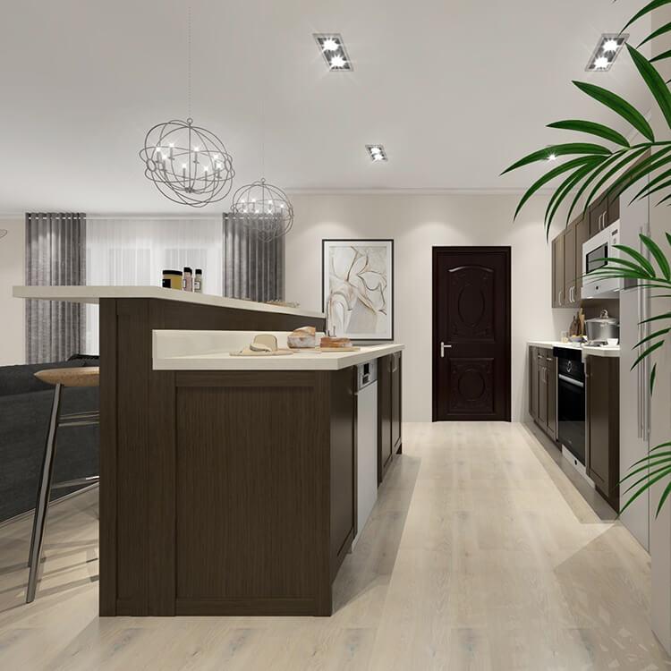 Complete Kitchens Contemporary Kitchen Cabinets Kitchen ...
