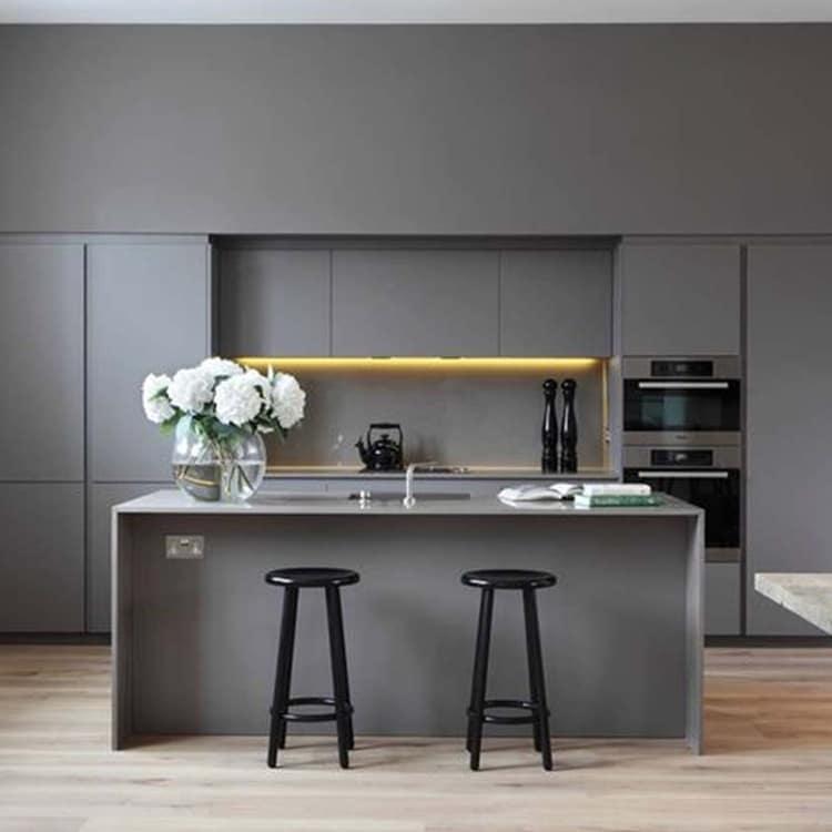 Custom Kitchen Cabinet Builder Modular Kitchen Supplier ...