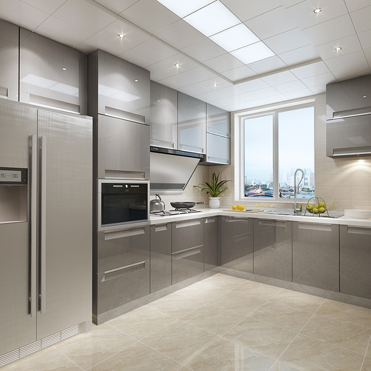 Kitchen Cabinet Manufacturer: Interior Kitchen Design Custom Cabinet Manufacturer